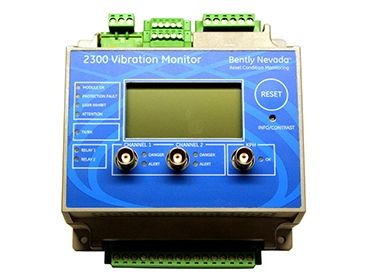 Bently nevada 2300 vibration monitor voltagebd Image collections