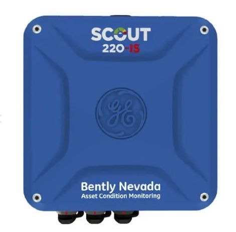 Bently Nevada SCOUT200 Series